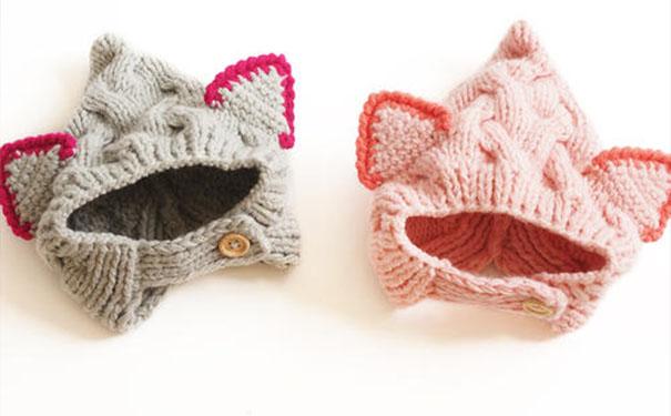 毛线帽子的种类有哪些及毛线帽子的清洗与保养